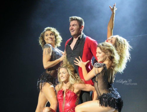 Dancing With the Stars Dance All Night Tour 2015-2016