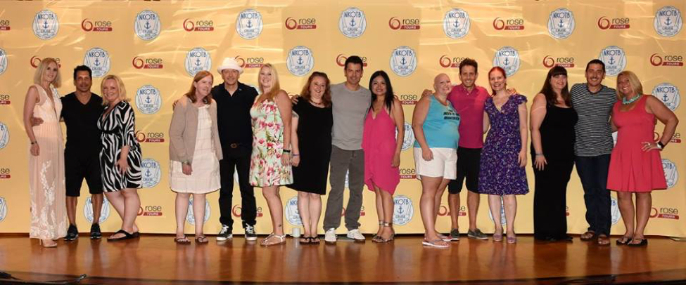 Nkotb cruise 2015 aka selfie madness lights camera memories