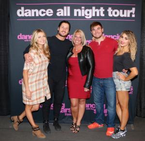 DWTS Dance All Night Tour