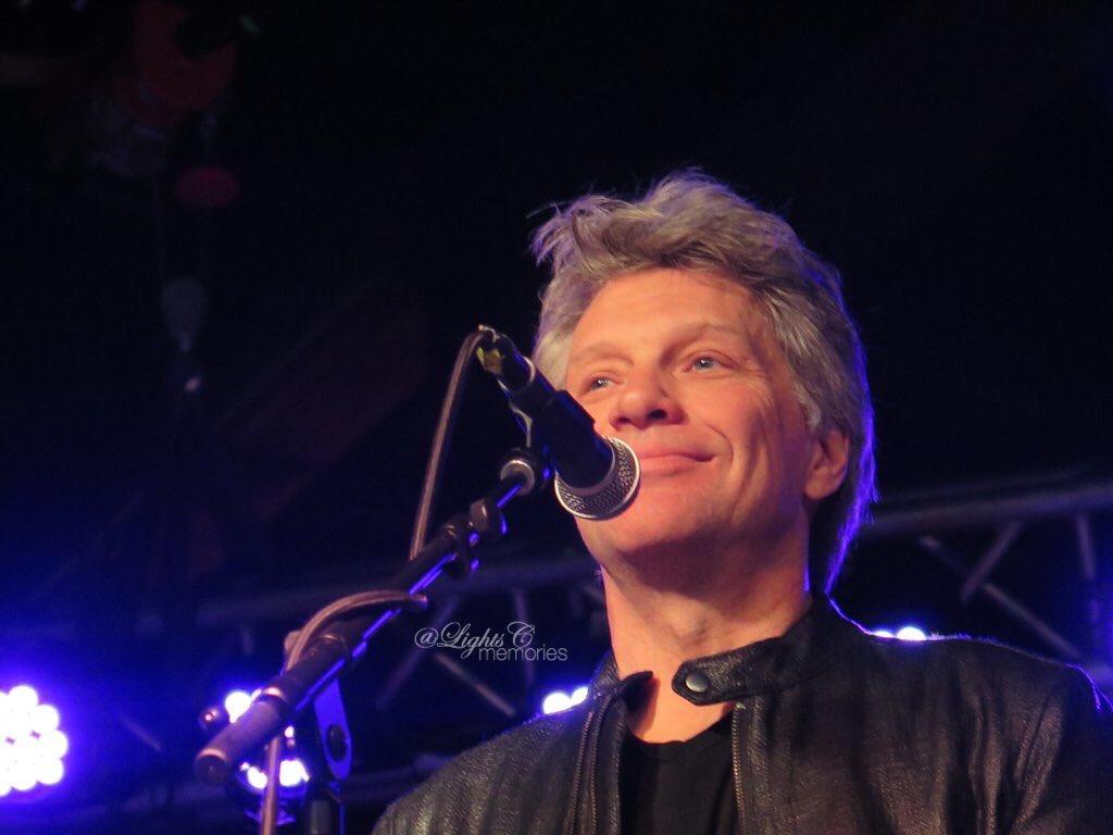 Bon Jovi Runaway Tour Nashville
