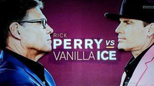 Rick vs Vanilla face off