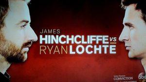 Ryan vs James face off