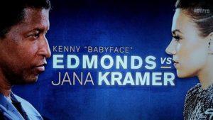 Babyface vs Jana face off