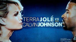 Calvin & Terra face off