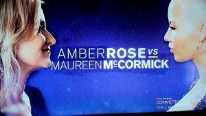 Amber vs Maureen face off